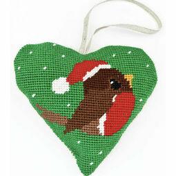 Robin Tapestry Heart Kit