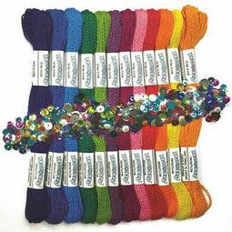 Zenbroidery Rainbow Trim Pack