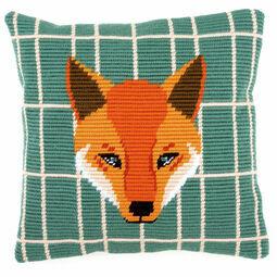 Gunther Angled Clamping Stitch Cushion Panel Kit