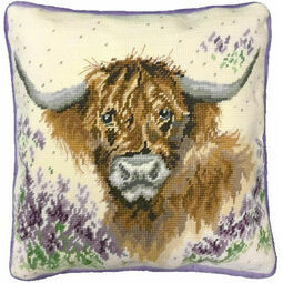Highland Heathers Tapestry Kit