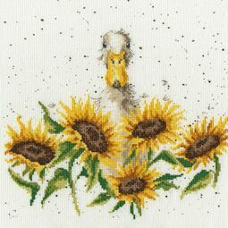 Sunshine Cross Stitch Kit