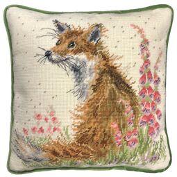 Amongst The Foxgloves Tapestry Kit