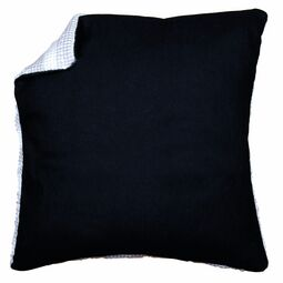 Vervaco Black Cushion Back Without Zipper (45 x 45cm)