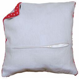 Vervaco Grey Cushion Back With Zipper (45 x 45cm)