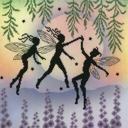 Fairy Dance Cross Stitch Kit