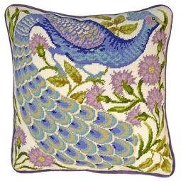 Peacock Tapestry Panel Kit