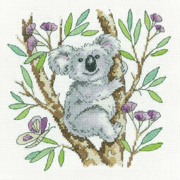 Koala Cross Stitch Kit