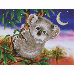 Koala Snack Diamond Dotz Kit