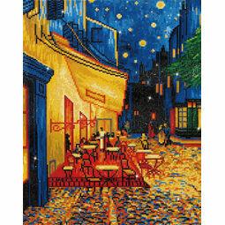 Cafe At Night (Van Gogh) Diamond Dotz Kit