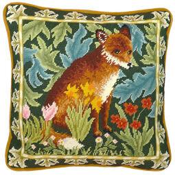 Woodland Fox Tapestry Panel Kit