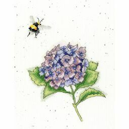 The Busy Bee Cross Stitch Kit