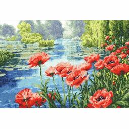 Summer Colours Cross Stitch Kit