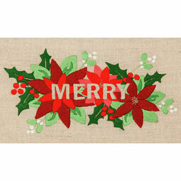 Merry Embroidery Kit