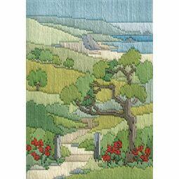 Summer Walk Long Stitch Kit