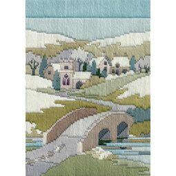 Winter Walk Long Stitch Kit
