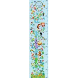 Tropical Height Chart Cross Stitch Kit