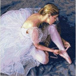 Ballerina Beauty Cross Stitch Kit