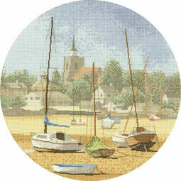 High And Dry Cross Stitch Kit