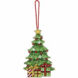 Tree Ornament Cross Stitch Kit
