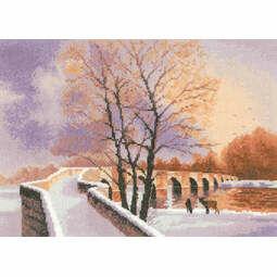 Packhorse Bridge Cross Stitch Kit