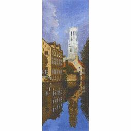 Bruges Cross Stitch Kit