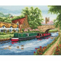 Waterways Cross Stitch Kit