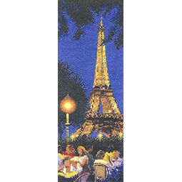 Paris Cross Stitch Kit