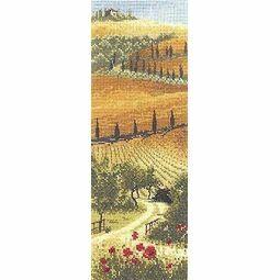 Tuscany Cross Stitch Kit