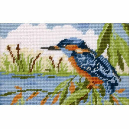 No Fishing Beginners Tapestry Kit