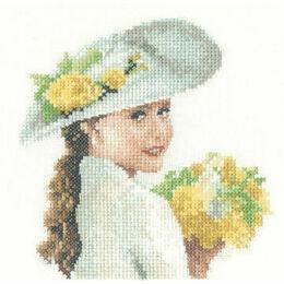 Alice Miniature Cross Stitch Kit