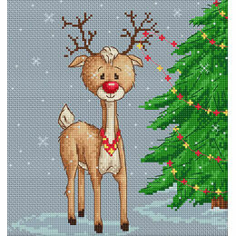 Denny Cross Stitch Kit