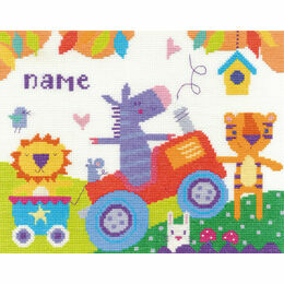 Fun Day Cross Stitch Kit