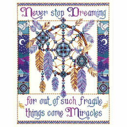 Fragile Miracles Cross Stitch Kit