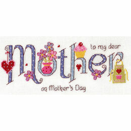 Mother Cross Stitch Kit