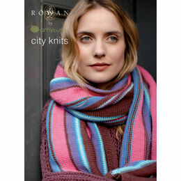 Rowan Amy Butler City Knits Pattern Book