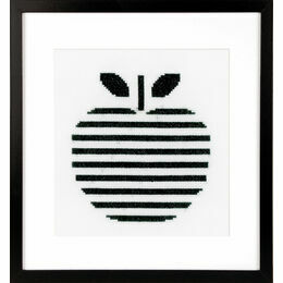 Apple Cross Stitch Kit