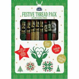 DMC Festive Thread Pack