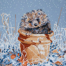 Prickly Pot Cross Stitch Kit
