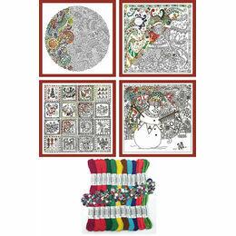 Zenbroidery Christmas Set 2