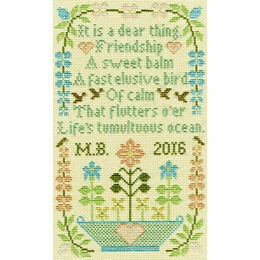 Dear Thing Cross Stitch Kit