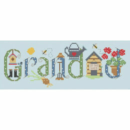 Grandad Cross Stitch Kit