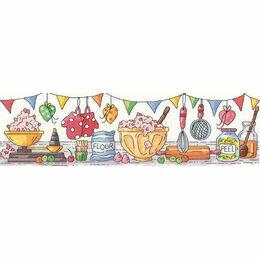 Ready, Steady, Bake! Cross Stitch Kit