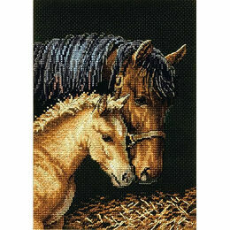 Gentle Touch Cross Stitch Kit