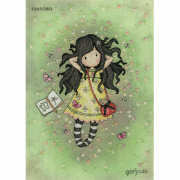 Gorjuss Spring At Last Cross Stitch Kit