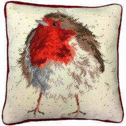 Jolly Robin Tapestry Kit