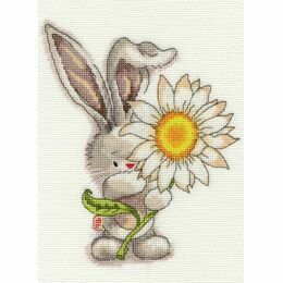 Bebunni - Daisy Cross Stitch Kit