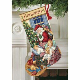 Sweet Dreams Stocking Cross Stitch Kit