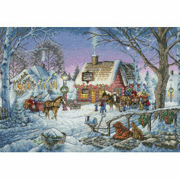 Sweet Memories Cross Stitch Kit