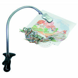 Clip-on Magnifying Lamp - Large