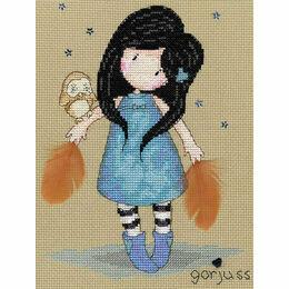 Gorjuss The Owl Cross Stitch Kit